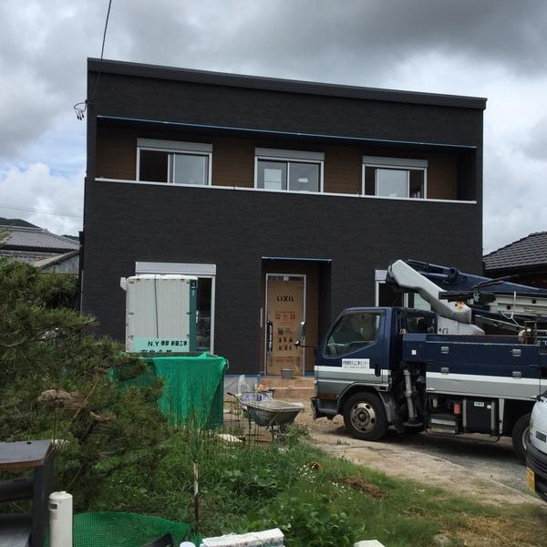 志摩の新築住宅