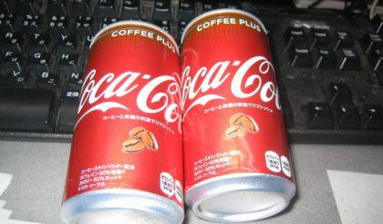 コカコーラ COFFEE PLUS
